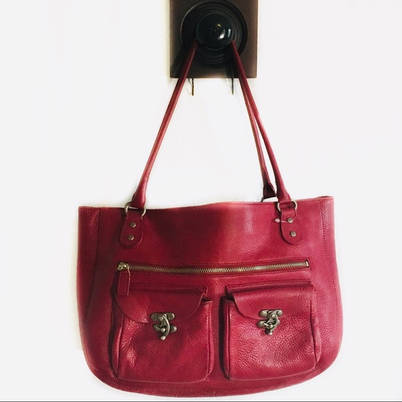 Cynthia Rowley Handbags - Cynthia Rowley Red leather purse